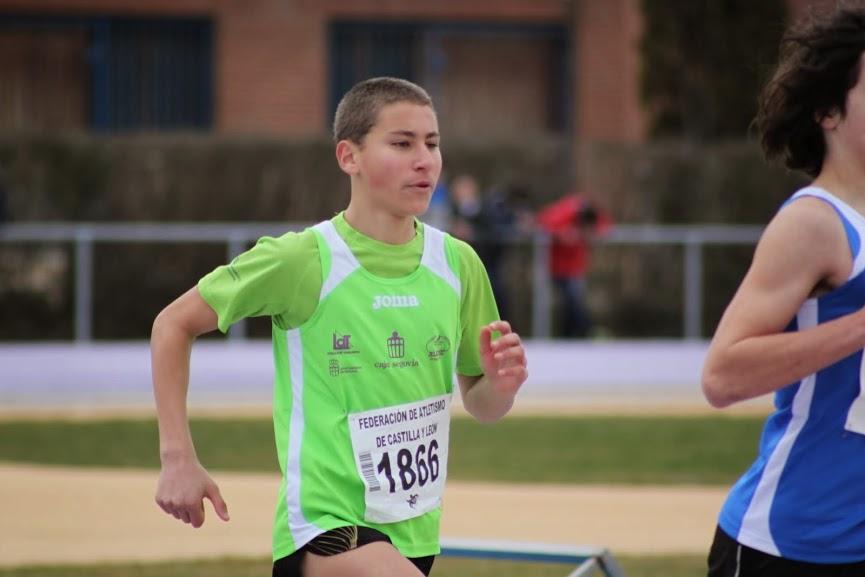 Campeonato de Castilla y León de Clubes Cadetes en pista cubierta